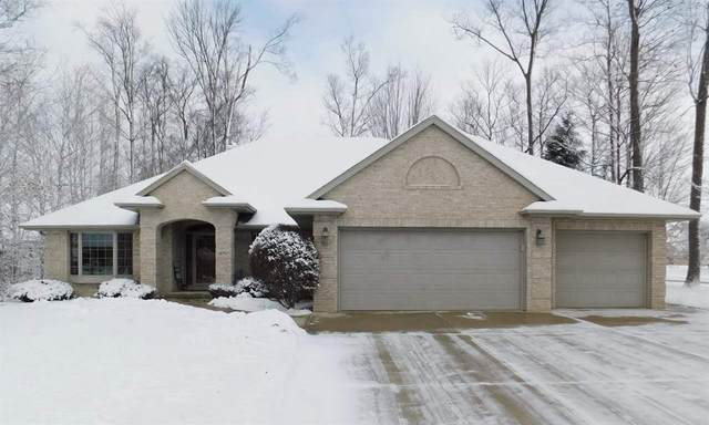 3093 Warm Springs Drive, Green Bay, WI 54311 (#50235345) :: Symes Realty, LLC