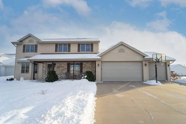 2411 Lupine Court, Menasha, WI 54952 (#50235428) :: Town & Country Real Estate