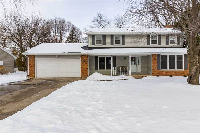 531 Somerset Drive, Green Bay, WI 54301 (#50235847) :: Dallaire Realty