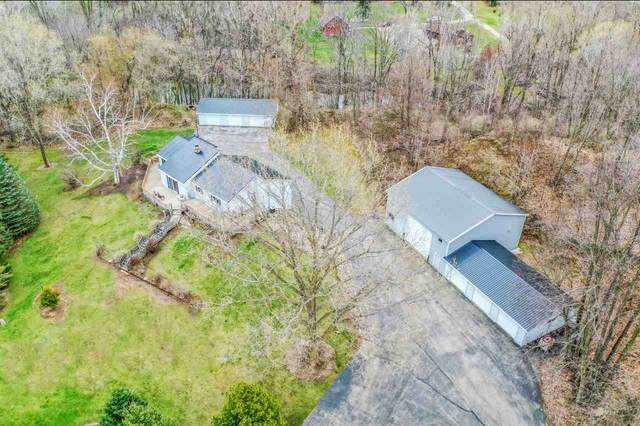 11930 Fairhills Road, Maribel, WI 54227 (#50236133) :: Ben Bartolazzi Real Estate Inc
