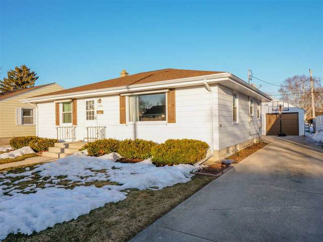 2731 S 11TH Place, Sheboygan, WI 53081 (#50236294) :: Town & Country Real Estate