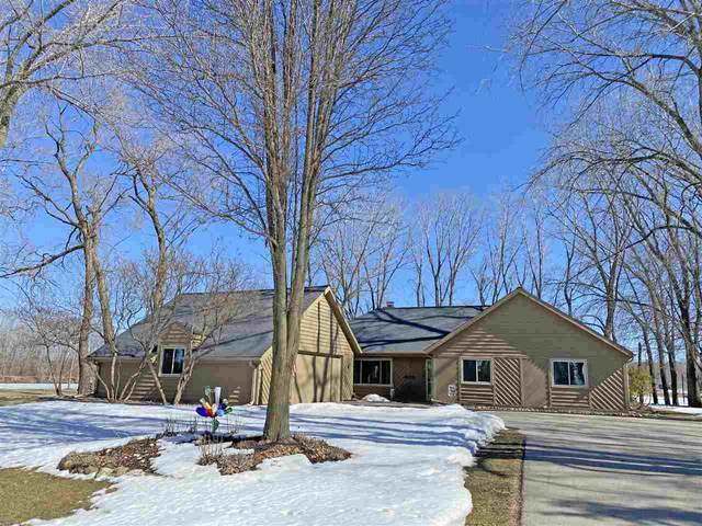 N8235 Deadwood Point Road, Fond Du Lac, WI 54937 (#50236476) :: Town & Country Real Estate