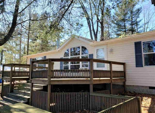 12330 S Shore Drive, Suring, WI 54174 (#50236997) :: Ben Bartolazzi Real Estate Inc