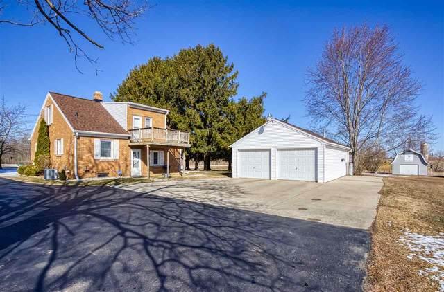 15523 Rosecrans Road, Maribel, WI 54227 (#50237106) :: Town & Country Real Estate