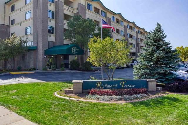 400 N Richmond Street #329, Appleton, WI 54911 (#50237113) :: Carolyn Stark Real Estate Team