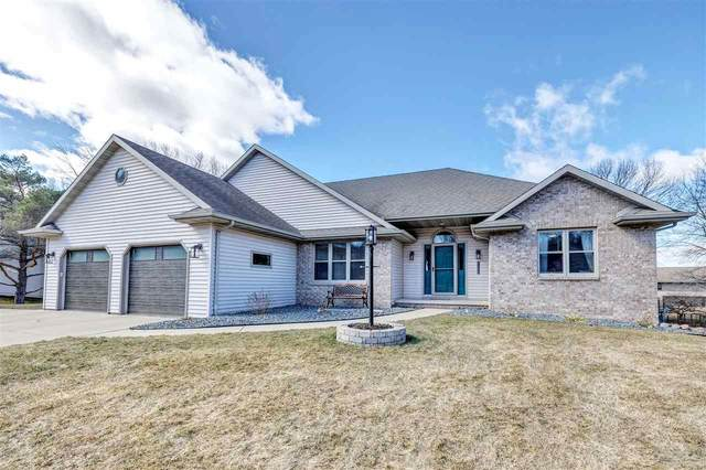 4013 Buckeye Way, Green Bay, WI 54311 (#50237278) :: Town & Country Real Estate