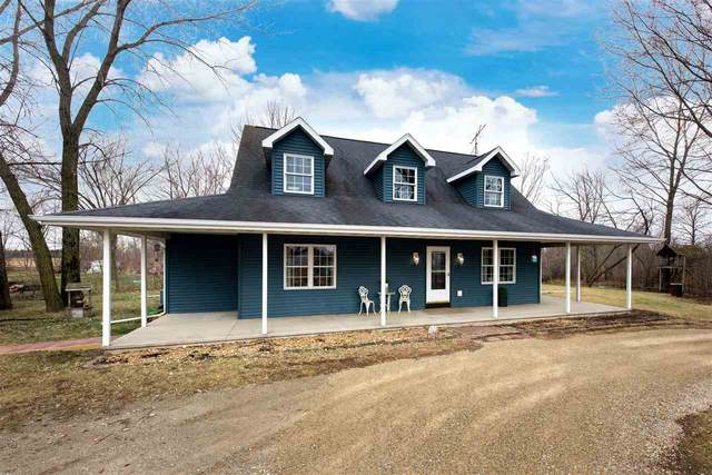 4337 Springbrook Lane, Omro, WI 54963 (#50237346) :: Dallaire Realty