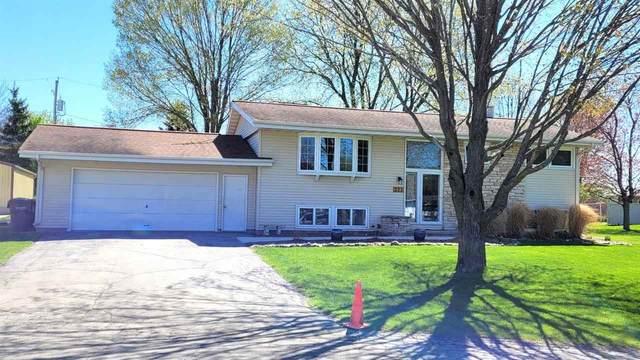 222 Mack Court, Brillion, WI 54110 (#50237696) :: Ben Bartolazzi Real Estate Inc