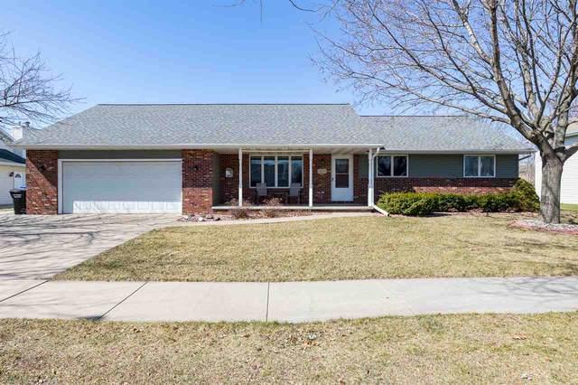 3117 Blueberry Lane, Appleton, WI 54915 (#50237753) :: Town & Country Real Estate