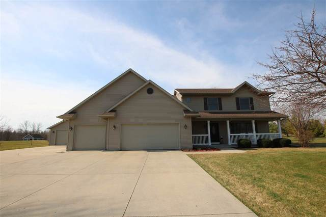 W6936 River View Court, Fond Du Lac, WI 54937 (#50237829) :: Dallaire Realty