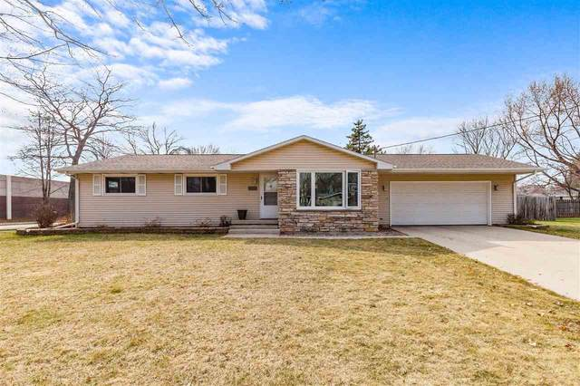 3027 S Cypress Street, Appleton, WI 54915 (#50237886) :: Dallaire Realty