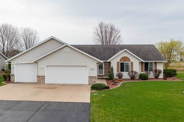 W5759 Hoelzel Way, Appleton, WI 54915 (#50238060) :: Town & Country Real Estate