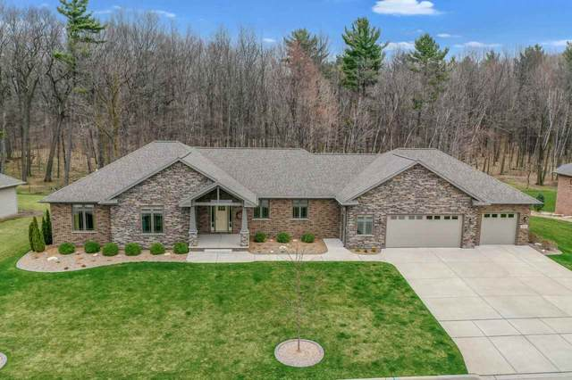 3235 W Twin Pines Court, Green Bay, WI 54311 (#50238075) :: Dallaire Realty