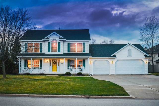 532 Winding Waters Way, De Pere, WI 54115 (#50238142) :: Symes Realty, LLC