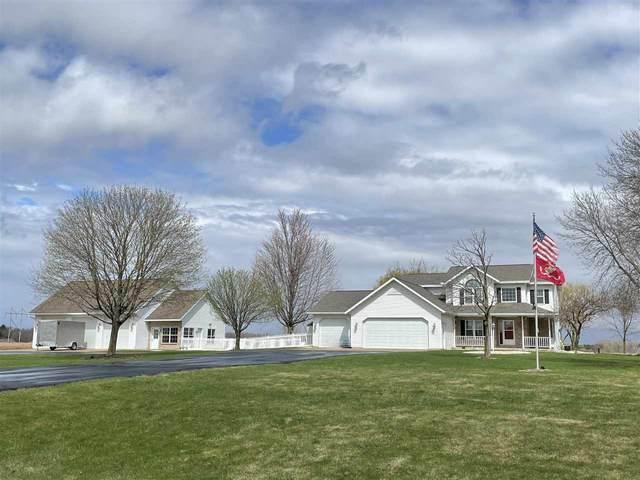2544 Little Rapids Road, De Pere, WI 54115 (#50238339) :: Ben Bartolazzi Real Estate Inc