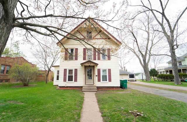 412 S State Street, Waupaca, WI 54981 (#50238644) :: Ben Bartolazzi Real Estate Inc