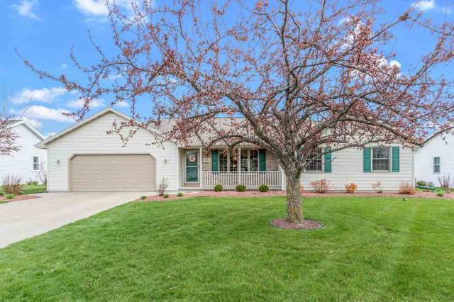 1925 Swan Pointe Terrace, De Pere, WI 54115 (#50238691) :: Town & Country Real Estate