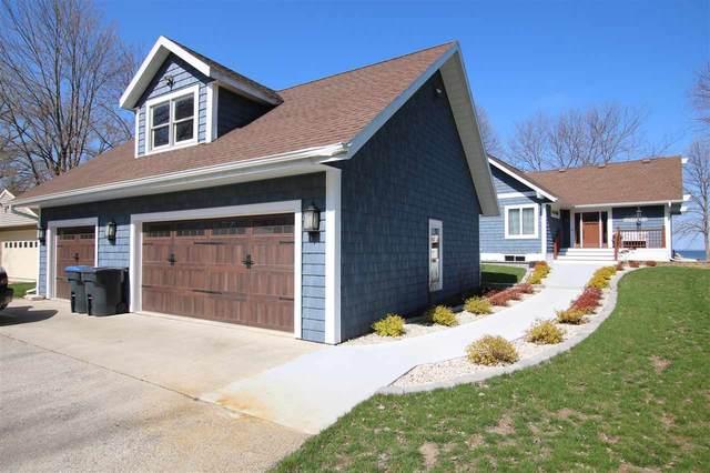 N8468 Minawa Beach Road, Fond Du Lac, WI 54937 (#50238752) :: Carolyn Stark Real Estate Team