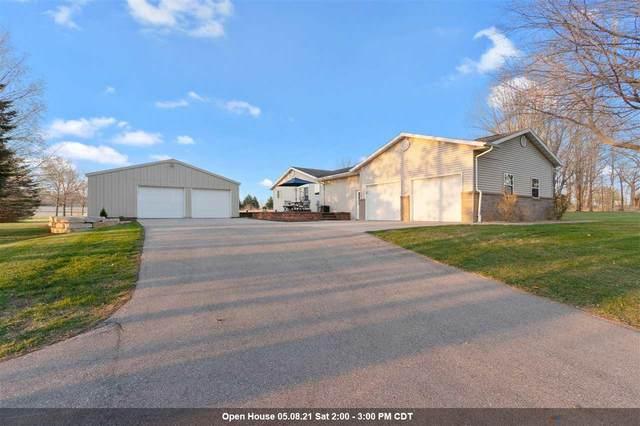 W9402 Hwy 96, Hortonville, WI 54944 (#50239080) :: Carolyn Stark Real Estate Team