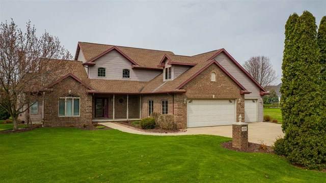 N8381 Firestone Way, Menasha, WI 54952 (#50239141) :: Carolyn Stark Real Estate Team