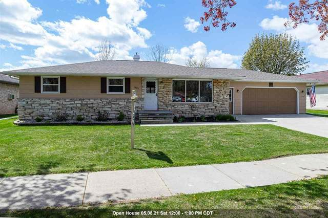 631 Sunset Avenue, Kaukauna, WI 54130 (#50239412) :: Carolyn Stark Real Estate Team