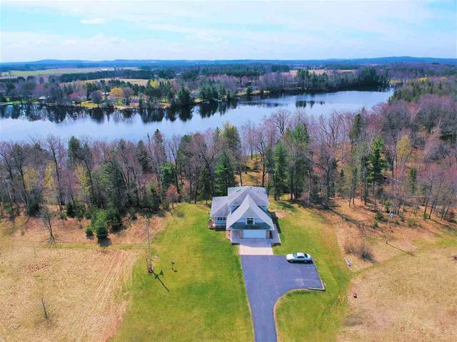 N7518 Shaffer Road, Crivitz, WI 54114 (#50239540) :: Ben Bartolazzi Real Estate Inc