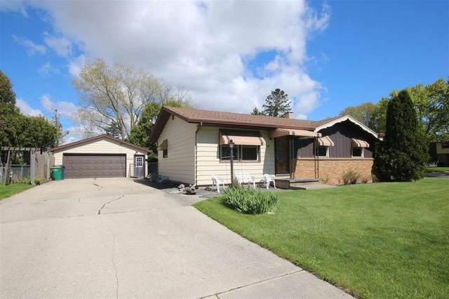 102 Pioneer Court, Fond Du Lac, WI 54935 (#50239640) :: Ben Bartolazzi Real Estate Inc