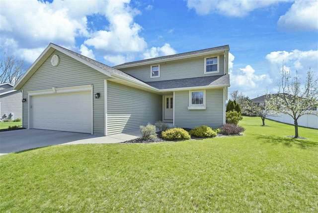 990 Pinecrest Road, Green Bay, WI 54313 (#50239760) :: Ben Bartolazzi Real Estate Inc