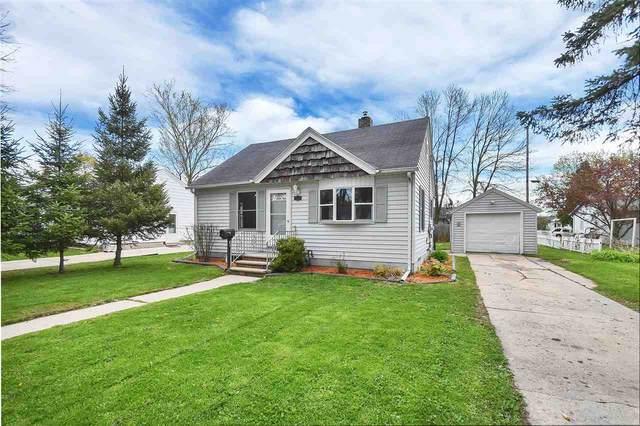 1229 Nicolet Avenue, Green Bay, WI 54304 (#50239846) :: Ben Bartolazzi Real Estate Inc