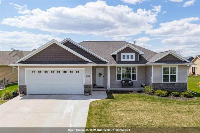3708 Tulip Trail, Appleton, WI 54913 (#50239983) :: Ben Bartolazzi Real Estate Inc