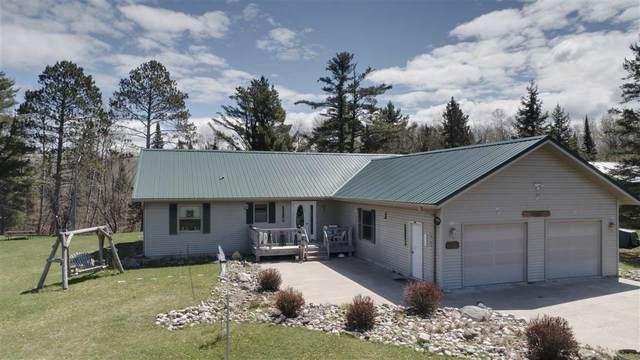 86520 Lenawee Road, HERBSTER, WI 54855 (#50240270) :: Carolyn Stark Real Estate Team