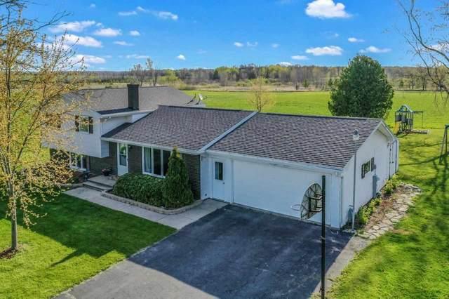 N6504 Hillside Road, Casco, WI 54205 (#50240279) :: Carolyn Stark Real Estate Team
