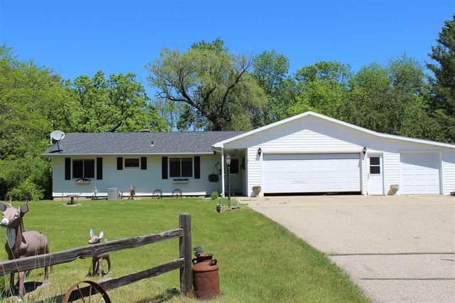 W8437 Cummings Road, Wautoma, WI 54982 (#50240378) :: Todd Wiese Homeselling System, Inc.