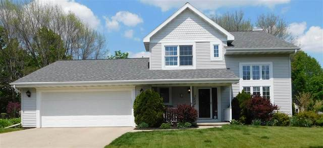 3088 Mercedes Drive, Green Bay, WI 54313 (#50240549) :: Todd Wiese Homeselling System, Inc.