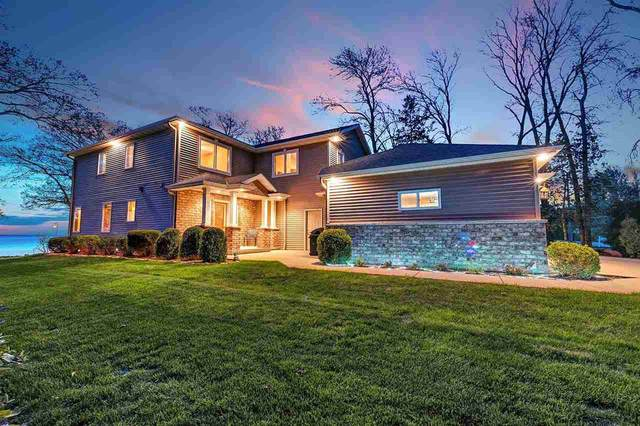 4797 Edgewater Beach Road, Green Bay, WI 54311 (#50240633) :: Carolyn Stark Real Estate Team