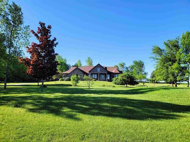 W10413 Cloverleaf Road, Hortonville, WI 54944 (#50240924) :: Carolyn Stark Real Estate Team