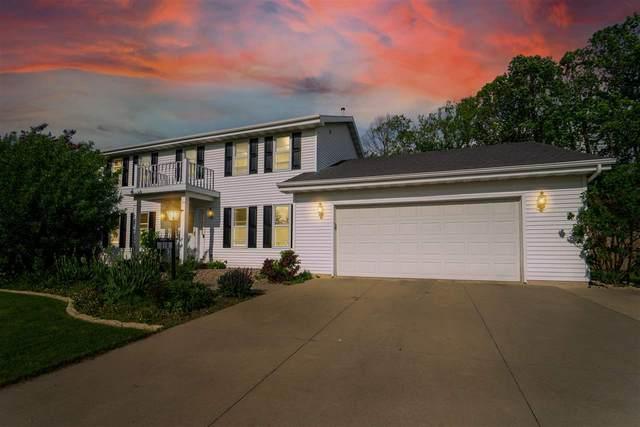 318 N Fieldside Lane, Appleton, WI 54915 (#50240925) :: Carolyn Stark Real Estate Team