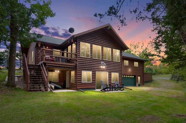 W3000 White Clay Lake Drive, Cecil, WI 54111 (#50241200) :: Carolyn Stark Real Estate Team