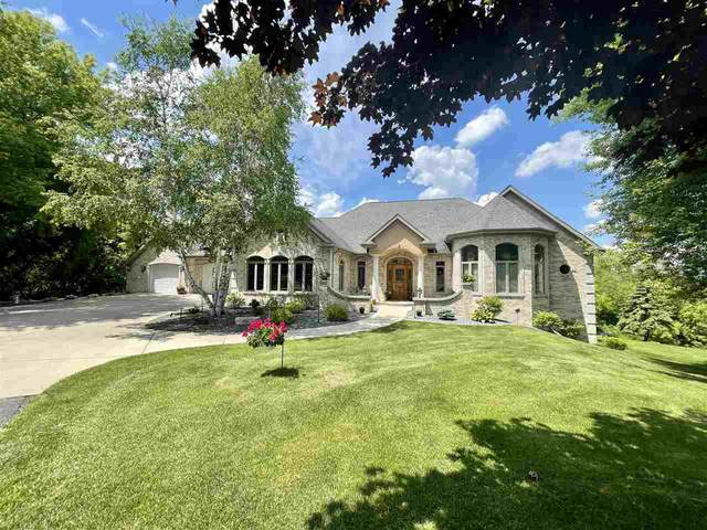 N5538 Glacier Court, Fond Du Lac, WI 54937 (#50241479) :: Town & Country Real Estate
