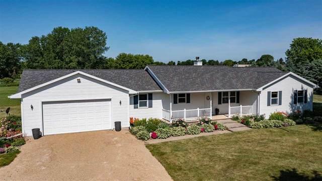 N831 Rabbit Road, Fremont, WI 54940 (#50241507) :: Carolyn Stark Real Estate Team