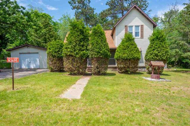 N3695 Hwy 152, Wautoma, WI 54982 (#50241603) :: Carolyn Stark Real Estate Team