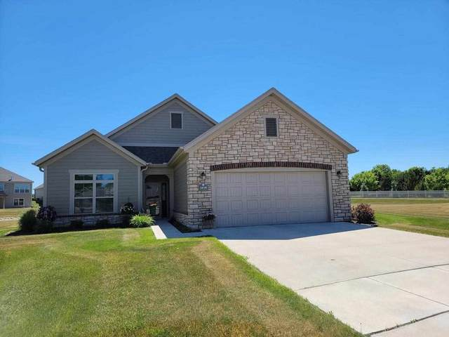 3418 Peppergrass Court, Green Bay, WI 54311 (#50242358) :: Todd Wiese Homeselling System, Inc.