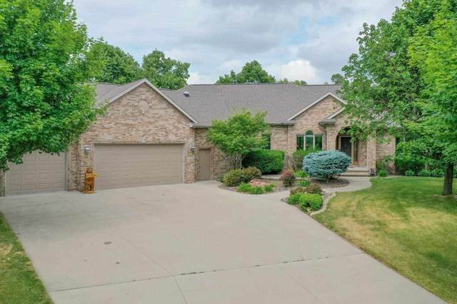 N1638 Topaz Court, Greenville, WI 54952 (#50242841) :: Todd Wiese Homeselling System, Inc.