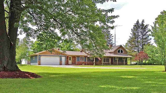 N2669 Hwy E, Redgranite, WI 54970 (#50243326) :: Carolyn Stark Real Estate Team