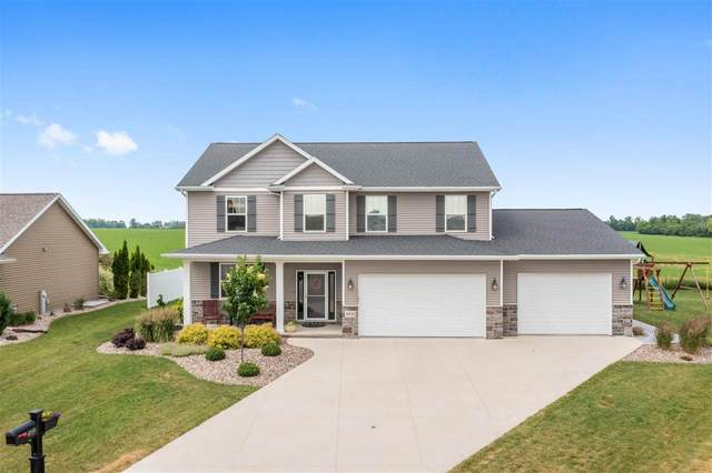 4836 W Jack Pine Court, Appleton, WI 54913 (#50243369) :: Town & Country Real Estate