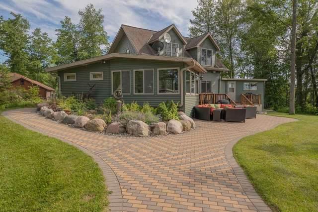 12400 S Shore Drive, Suring, WI 54174 (#50243939) :: Carolyn Stark Real Estate Team
