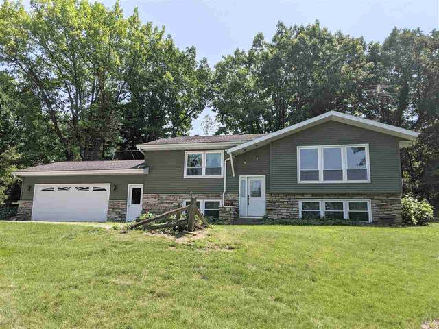 N8208 N Lakeview Road, Fond Du Lac, WI 54937 (#50244037) :: Symes Realty, LLC