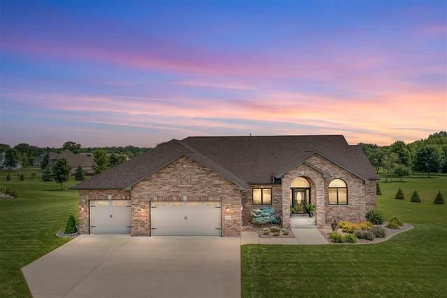 3768 N Rose Meadow Lane, Appleton, WI 54913 (#50244101) :: Town & Country Real Estate