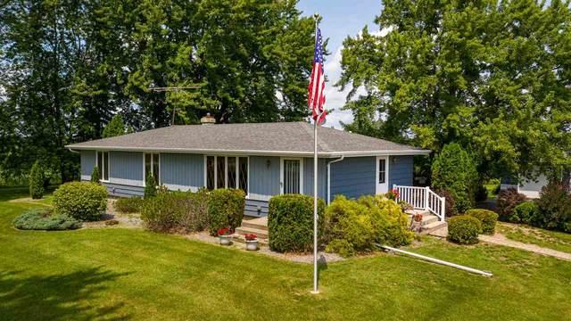 7460 Hwy D, Omro, WI 54963 (#50244293) :: Todd Wiese Homeselling System, Inc.
