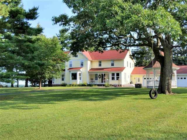 N712 Hwy 22, Waupaca, WI 54981 (#50244295) :: Carolyn Stark Real Estate Team